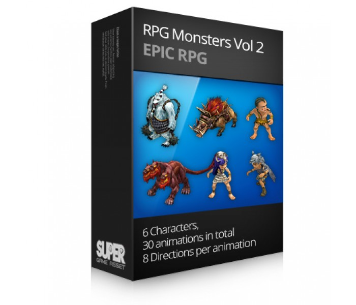 RPG Monsters Vol2