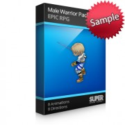 Male Warrior Sample