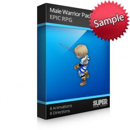 Male Warrior Sample