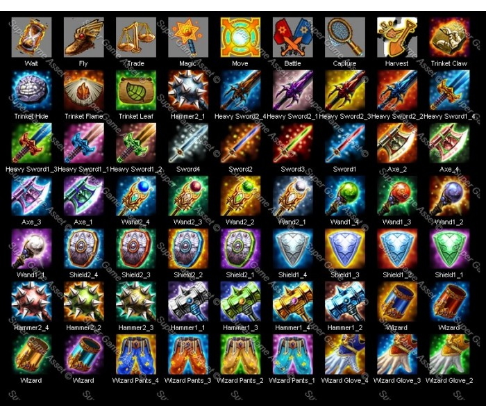 epic rpg equipment icon