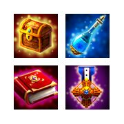 Consumable Item - Fantasy RPG series