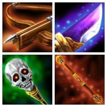 Weapon - Fantasy RPG series