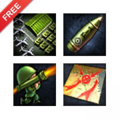 Strategy War Game Actions (Free)