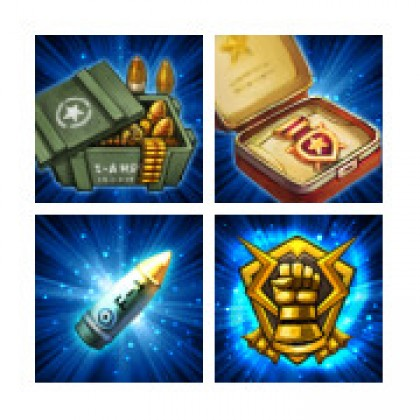 Strateg Game Item Icons