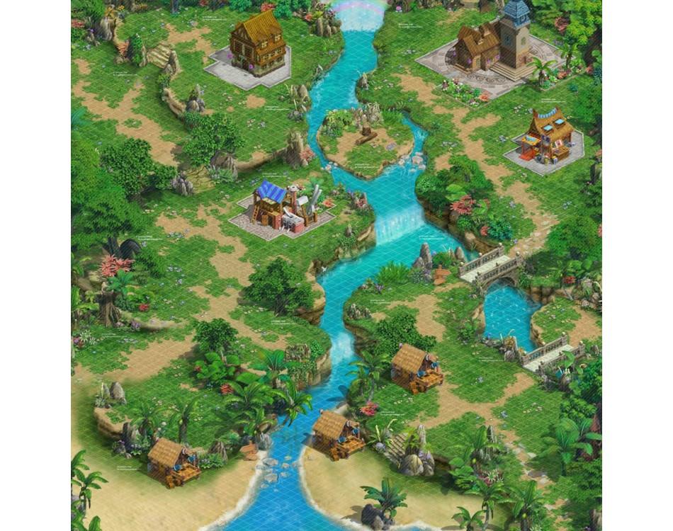 Village Map Prototype