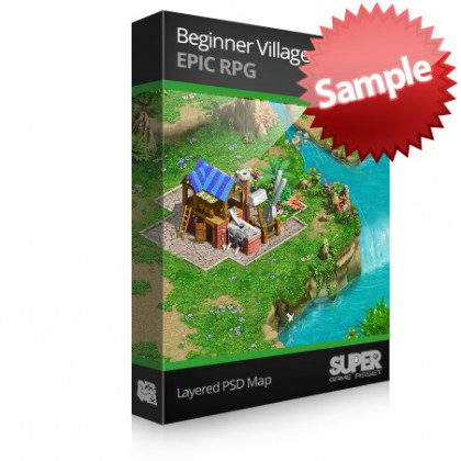 Village Map Sample