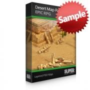Desert Map Sample