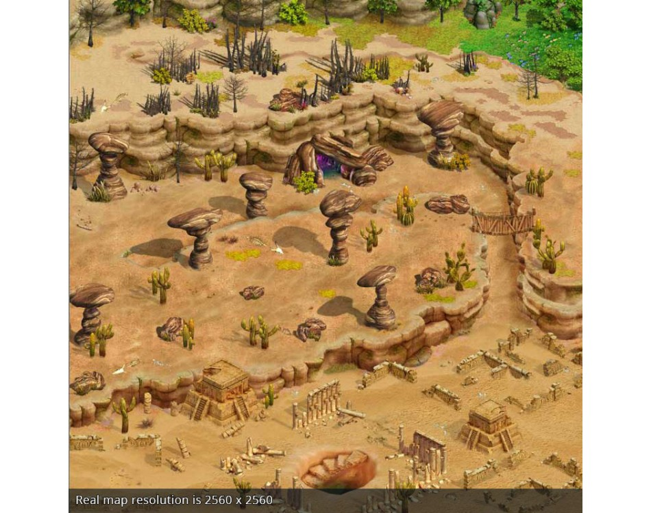 Desert Map Pack