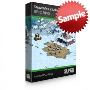 Snow Mountain Sample