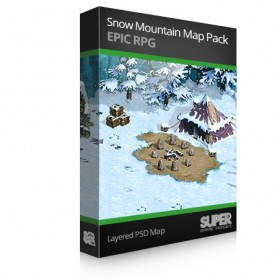 Snow Mountain Map Pack