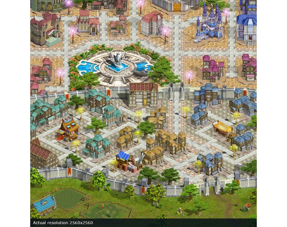 Town Center Map Pack
