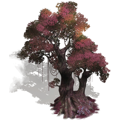 Real Trees Sprite Set2