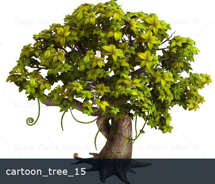 happy tree sprites