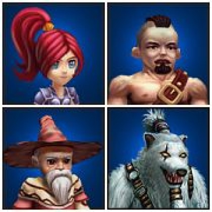 Epic RPG Portraits