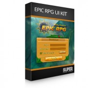 Epic RPG UI